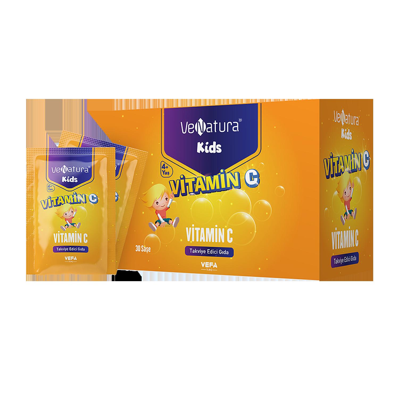 Çocuk Vitamin C Takviye Edici Gıda