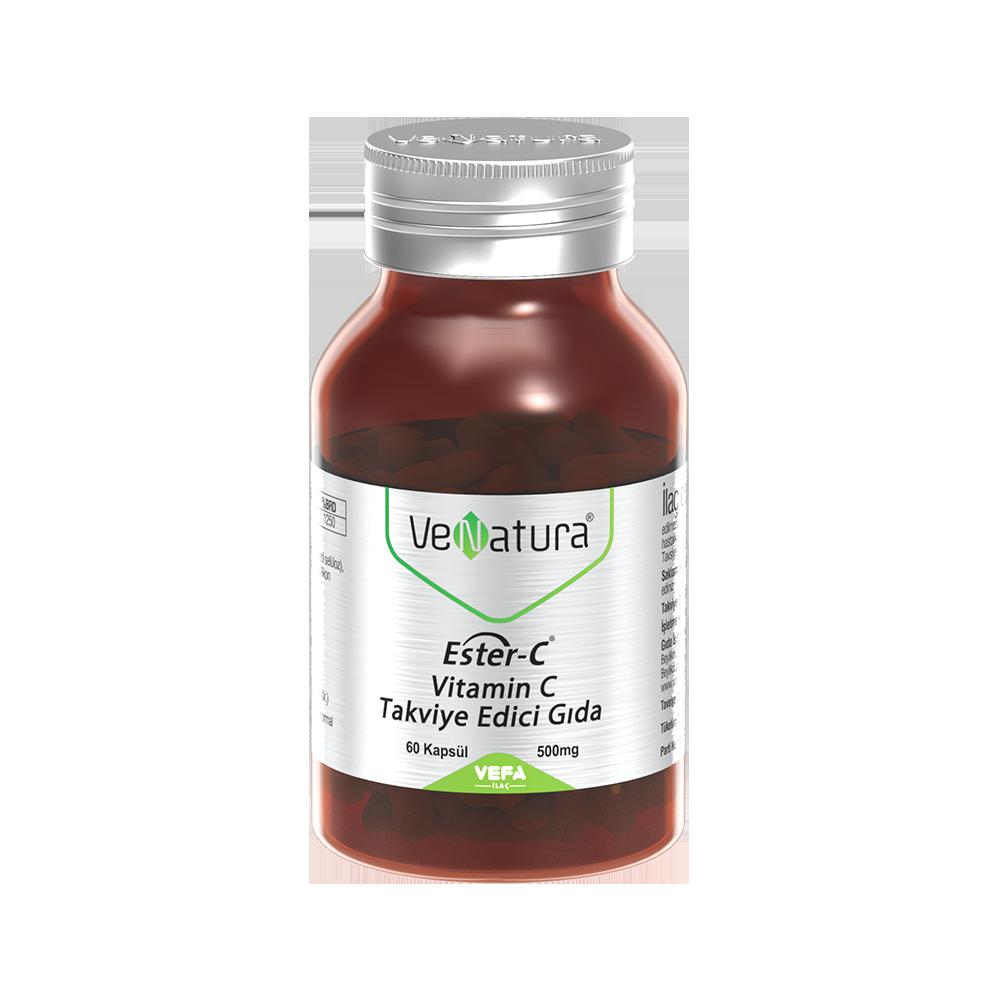 ester-c-vitamin-c takviye edici gıda
